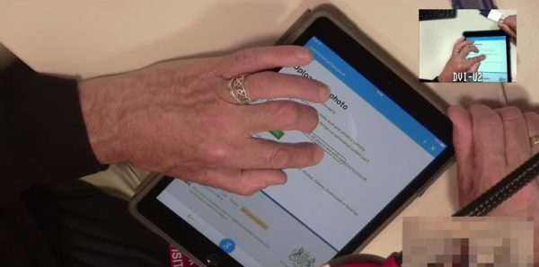 Research with blind users on mobile devices | Accessibility